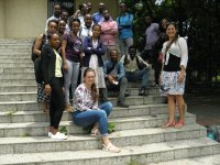 Participants of Molecular genetics course at Hawassa University, College of Agriculture