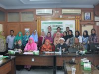 Workshop for academia and provincial government held at Andalas University in Padang